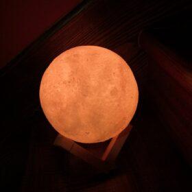 Oryginalna Lampa Aurelis Lunar - Lampa Księżyc photo review