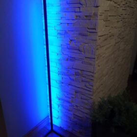 Oryginalna Lampa Narożna Aurelis Edge LED RGB photo review