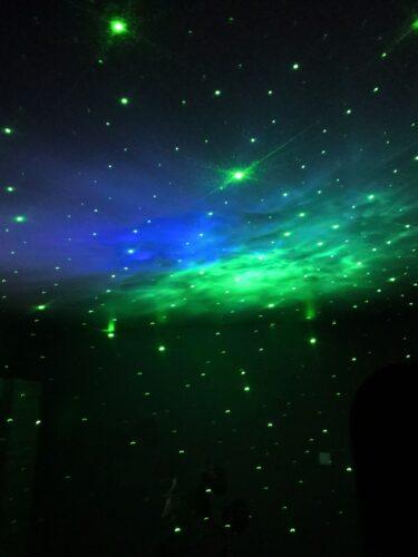 Oryginalny Projektor Gwiezdnego Nieba Aurelis Galaxy (3D) photo review