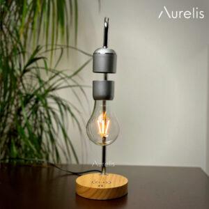 Aurelis Ilusion Lampa lewitująca - latająca żarówka