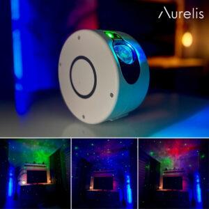 Aurelis gwiezdny projektor nieba - lampa projektor gwiazd