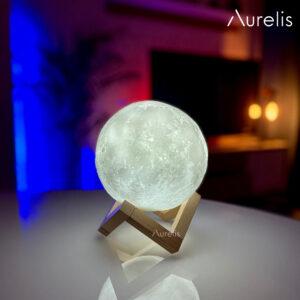 Aurelis lampa księżyc Lunar