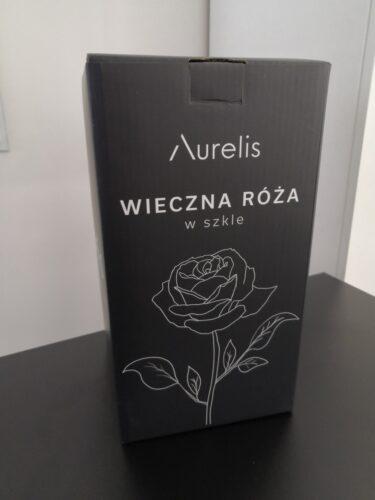 Aurelis - Wieczna Róża Zamknięta w Szkle photo review