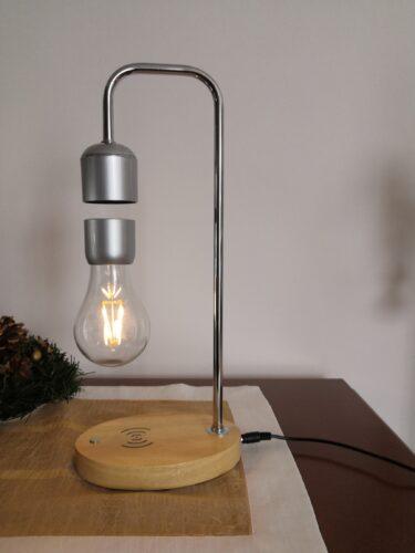 Oryginalna Lampa Aurelis Illusion - Lewitująca Żarówka photo review